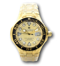 Load image into Gallery viewer, TechnoMarine Blue Reef Grand Cruise Automatic Men's 48mm Gold Watch TM-118076-Klawk Watches