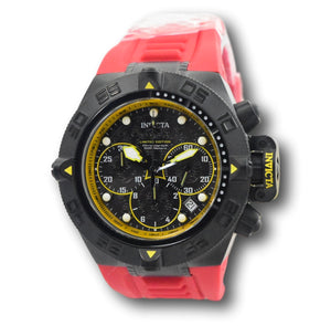 Invicta Subaqua Noma IV BLACK LABEL Men's Limited Chronograph Watch 23037 CUSTOM-Klawk Watches