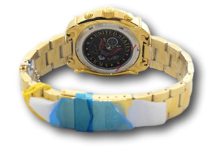 Invicta Pro Diver U.S. Army Women's 38mm Gold Stainless Chronograph Watch 31845-Klawk Watches