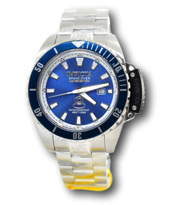 Invicta Grand Diver 21313 Cruiseline Limited Edition Swiss Quartz Watch 46mm-Klawk Watches