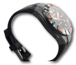 Technomarine Black Reef Men's Carbon Fiber Swiss Quartz 48mm Watch TM-515028-Klawk Watches