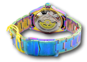 Invicta Pro Diver Automatic Men's 40mm Black Dial Rainbow Iridescent Watch 26600-Klawk Watches