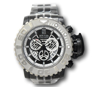 Invicta Sea Hunter JT Mens 70mm Jason Taylor Limited Ed Swiss Chrono Watch 33995-Klawk Watches