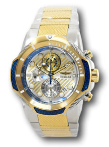 Invicta Bolt Carbon Fiber Hybrid Men's 50mm Stainless Chronograph Watch 31178-Klawk Watches