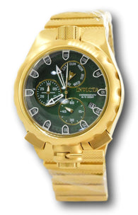 Invicta Coalition Forces Sniper 29888 Men's 50mm Gold Green Chronograph Watch-Klawk Watches