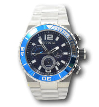 Load image into Gallery viewer, Invicta Pro Diver Men's 48mm Blue Ocean Waves Dial Chronograph Watch 1342-Klawk Watches