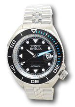 Load image into Gallery viewer, Invicta Pro Diver Sea Wolf Automatic Men's 47mm Black Dial Stainless Watch 30410-Klawk Watches