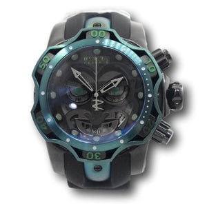 Invicta DC Comics JOKER Green Blackout Limited Edition Men's 52mm Watch 30064-Klawk Watches