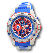 Load image into Gallery viewer, Invicta Marvel Captain America Mens 52mm Limited Edition Chronograph Watch 26780-Klawk Watches