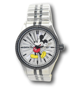Invicta Disney Limited Edition Men's 43mm Mickey Dial Two-Tone Watch 22773-Klawk Watches