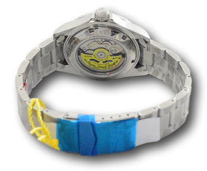 Invicta Pro Diver Automatic Mens 40mm Open-Heart Blue Dial Stainless Watch 20434-Klawk Watches