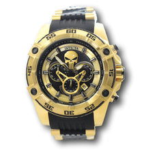 Load image into Gallery viewer, Invicta Marvel Punisher Men's 52mm Gold Limited Edition Chronograph Watch 26860-Klawk Watches