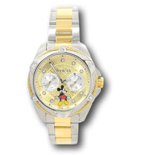 Load image into Gallery viewer, Invicta Disney Limited Edition Women's 38mm Two-Tone Mickey Mouse Watch 32432-Klawk Watches