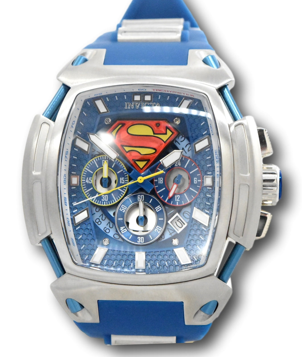 Invicta Disney Limited Edition Men's 43mm Silver Mickey Mouse Dial Watch 32440-Klawk Watches