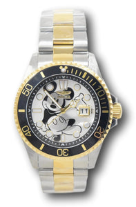Invicta Disney Limited Edition Men's 43mm Two-Tone Mickey Mouse Dial Watch 32447-Klawk Watches