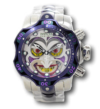 Load image into Gallery viewer, Invicta DC Comics JOKER LIMITED Edition Men's 52mm Chronograph Watch 33810 Rare-Klawk Watches