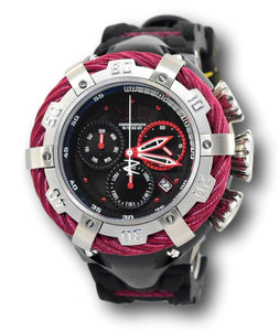 Invicta Reserve Thunderbolt 27142 Men's 55mm Swiss Chronograph Watch RARE-Klawk Watches