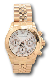 Invicta Angel Women's 36mm White Mother of Pearl Dial Crystals Watch 31205-Klawk Watches