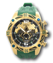 Load image into Gallery viewer, Invicta SHAQ Bolt Men's 58mm LARGE Gunmetal & Rose Swiss Chronograph Watch 33658-Klawk Watches