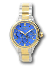 Load image into Gallery viewer, Invicta Angel Women's 38mm Blue Mother of Pearl Dial Multi-Function Watch 28738-Klawk Watches