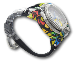 Invicta Reserve Bolt Zeus Magnum 52mm Graffiti Hydroplated Chrono Watch 32806-Klawk Watches