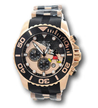 Load image into Gallery viewer, Invicta Disney Limited Edition Men 50mm Rose Gold Mickey Chronograph Watch 32475-Klawk Watches