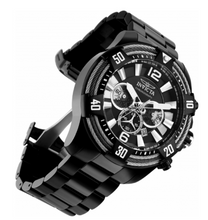 Load image into Gallery viewer, Invicta Bolt Vortex Tri-Cable Men's 52mm Black Stainless Chronograph Watch 27270-Klawk Watches