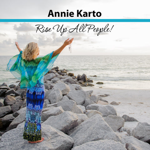 Rise Up All People - Single Song (Digital Download - MP3)