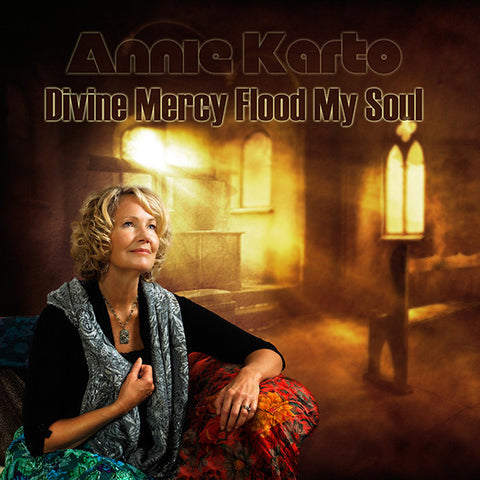Divine Mercy Flood My Soul - Single Song (Digital Download - MP3)