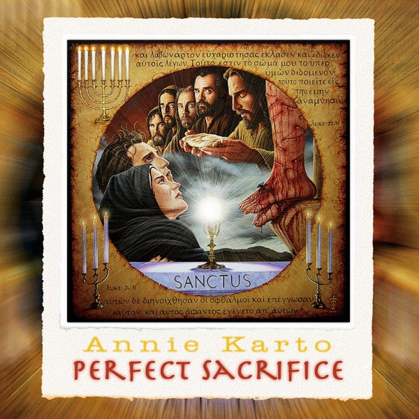 Perfect Sacrifice - Single Song (Digital Download - MP3)