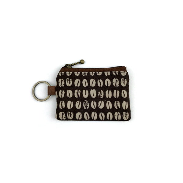 Coffee Bean Coin Wallet