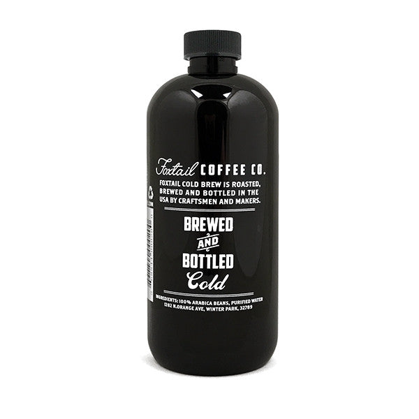 12oz Cold Brew Bottle