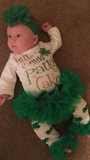 St. Patrick's Day -Little Miss Pattycake