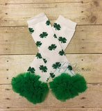 St Patricks Day Legwarmers