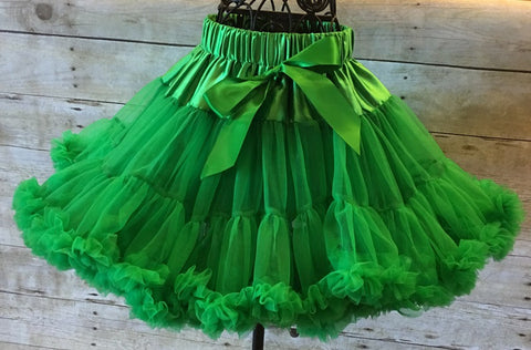 Green Pettiskirt/Tutu