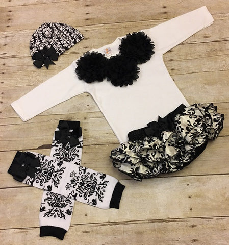 Damask Outfit