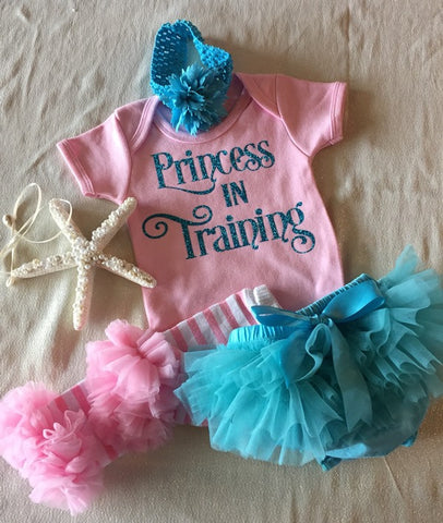 Princess In Training Outfit