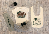 Philadelphia Eagles Baby Outfit