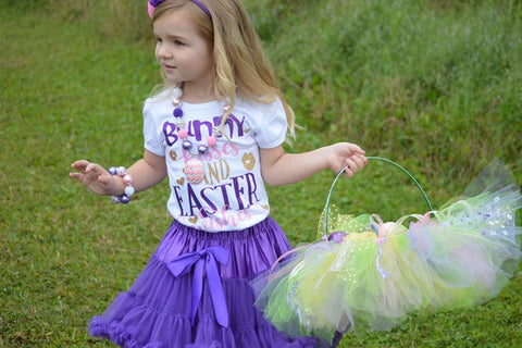 Easter Tutu Basket