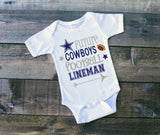 Dallas Cowboys boys football shirt