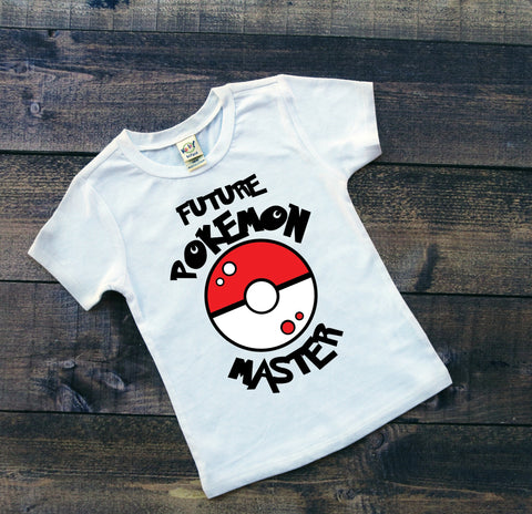Pokemon Master Shirt