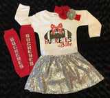 Ohio State Girls Outfit