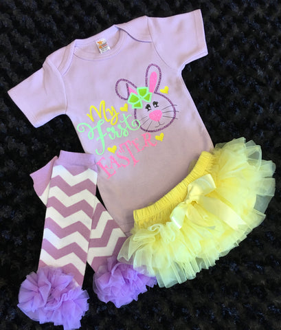 Newborn Easter Outfit Your CHOICE of COLORS