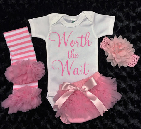 "Infant Girl Coming Home ""Worth the Wait"""