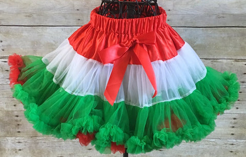 Christmas Pettiskirt