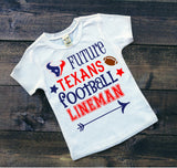 Texans football shirt