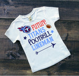 Titans football shirt