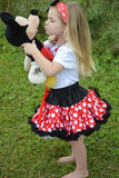 Minnie Mouse Pettiskirt Outfit