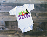 Witches be Trippin Halloween Tee/Bodysuit