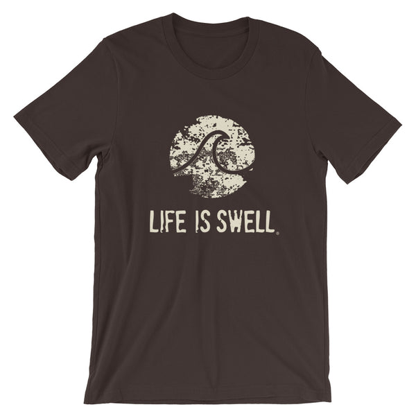 Life Is Swell Logo Unisex Tee